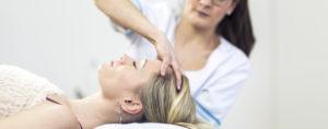 Osteopathische Behandlung in der Praxis Osteopathie Caron