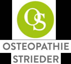 Logo des Partners Osteopathie Strieder